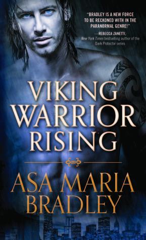Viking Warrior Rising (Viking Warriors #1) by Asa Maria Bradley