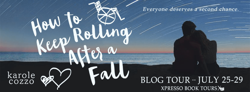 How to Keep Rolling After the Fall Blog Tour