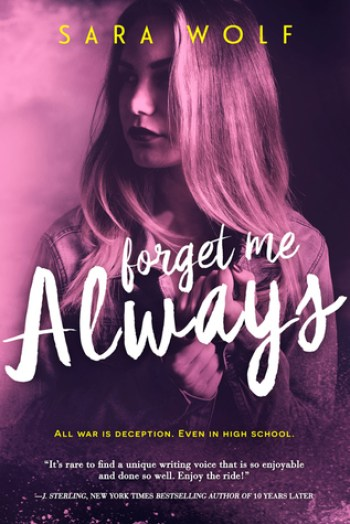 Forget Me Always (The Lovely Vicious #2) by Sara Wolf