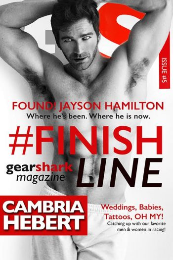 #FINISHLINE (Gear Shark #5) by Cambria Hebert
