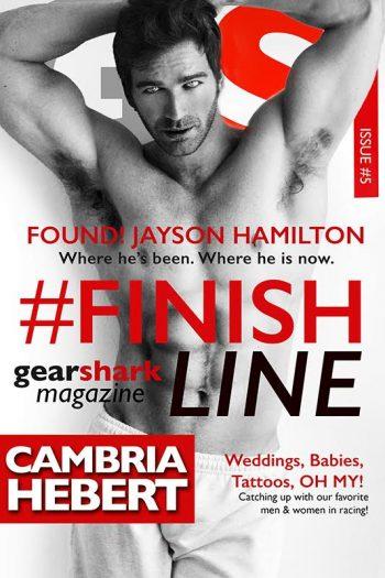 #FINISHLINE (Gear Shark #5) by Cambria Hebert