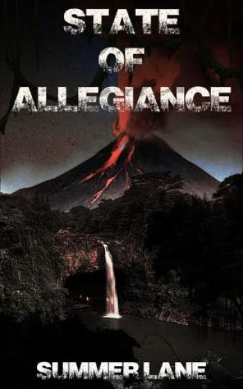 STATE OF ALLEGIANCE (Collapse #9) by Summer Lane