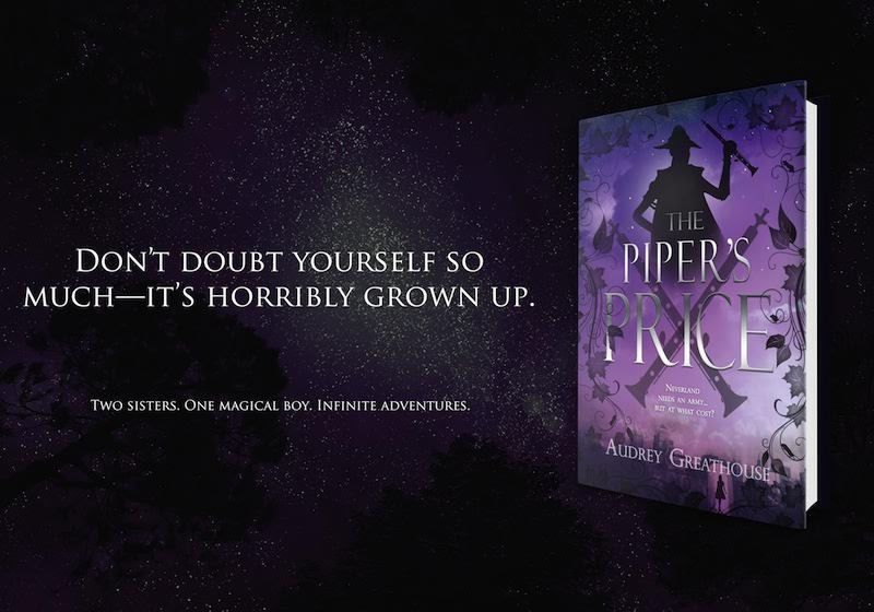 THE PIPER'S PRICE Teaser 2