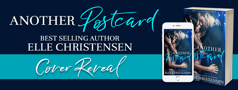 ANOTHER POSTCARD Cover Reveal