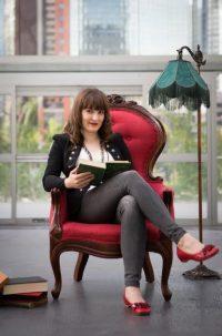 Author Casey Griffin