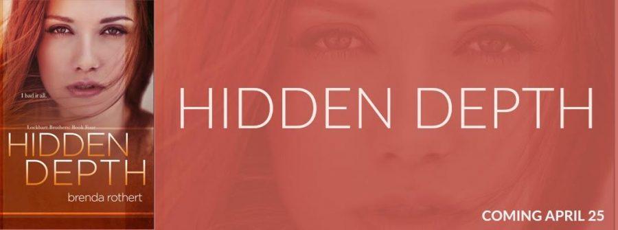 HIDDEN DEPTH Cover Reveal