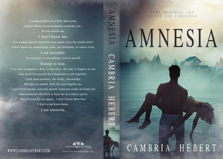 AMNESIA by Cambria Hebert (Full Cover)