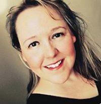 Author Sylvie Stewart