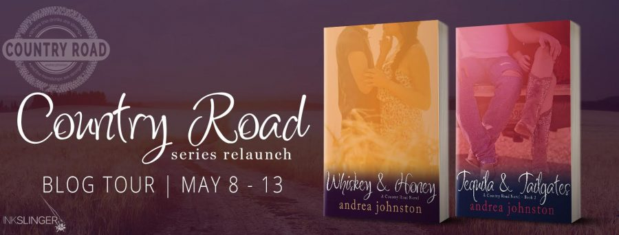 COUNTRY ROAD SERIES Blog Tour