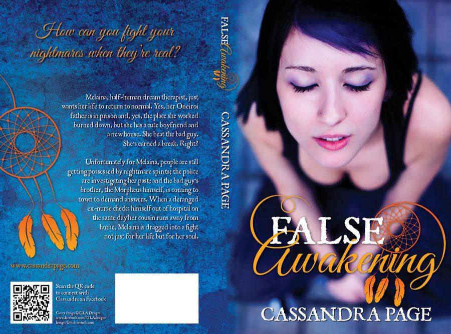 FALSE AWAKENING (Lucid Dreaming #2) by Cassandra Page (Full Cover)