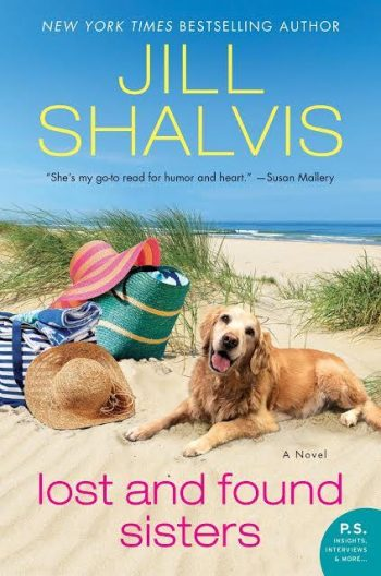 LOST AND FOUND SISTERS (Wildstone #1) by Jill Shalvis