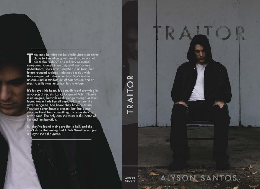 TRAITOR by Alyson Santos (Full Cover)