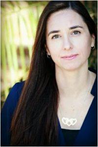 Author Jess Anastasi