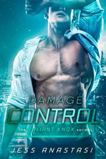 DAMAGE CONTROL (Valiant Knox #2) by Jess Anastasi