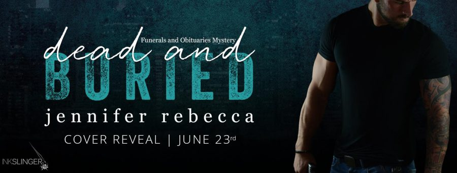 DEAD AND BURIED Cover Reveal