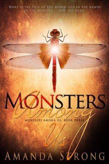 MONSTERS AMONG US (Monsters Among Us #3) by Amanda Strong