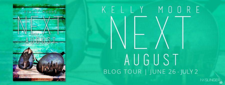 NEXT AUGUST Blog Tour