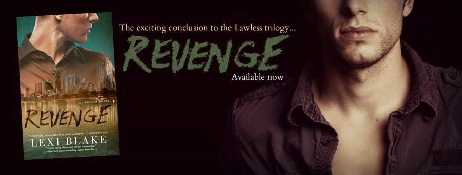 REVENGE Release Day
