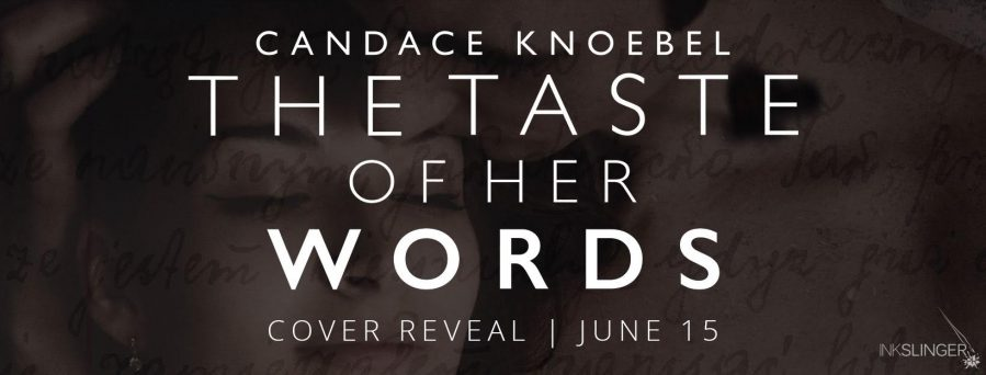 THE TASTE OF HER WORDS Cover Reveal