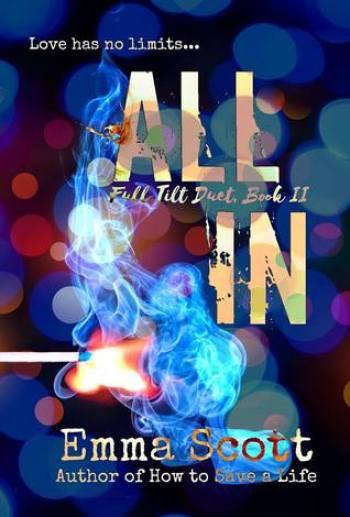 ALL IN (Full Tilt #2) by Emma Scott
