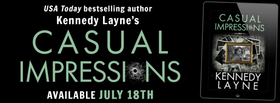 CASUAL IMPRESSIONS Excerpt Reveal
