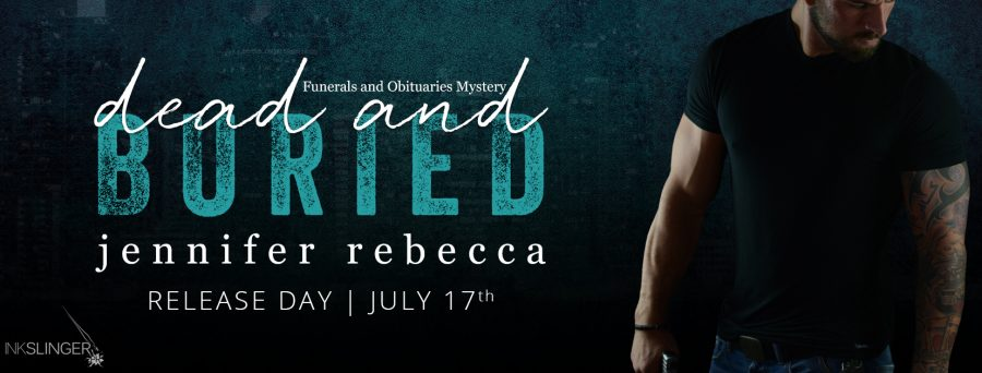 DEAD & BURIED Release Day