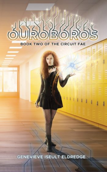 OUROBOROS (Circuit Fae #2) by Genevieve Iseult Eldredge