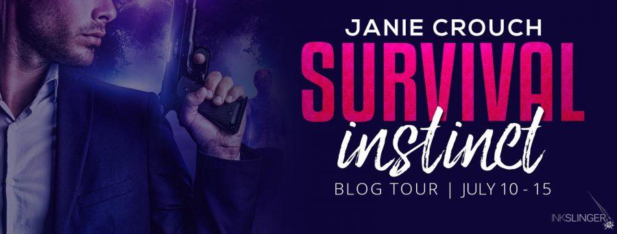 SURVIVAL INSTINCT Blog Tour