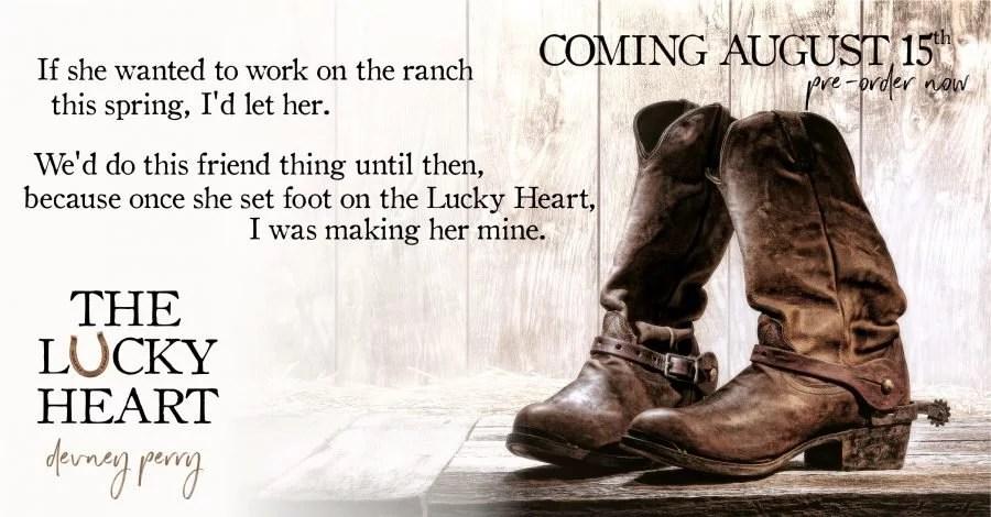 THE LUCKY HEART Teaser