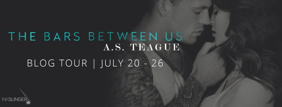 THE BARS BETWEEN US Blog Tour