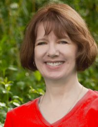 Author Mary Hughes