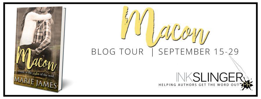 MACON Blog Tour