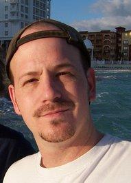 Author Michael McBride