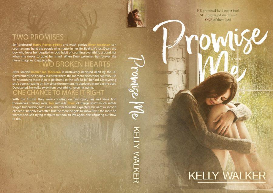 PROMISE ME by Kelly Walker (Full Cover)