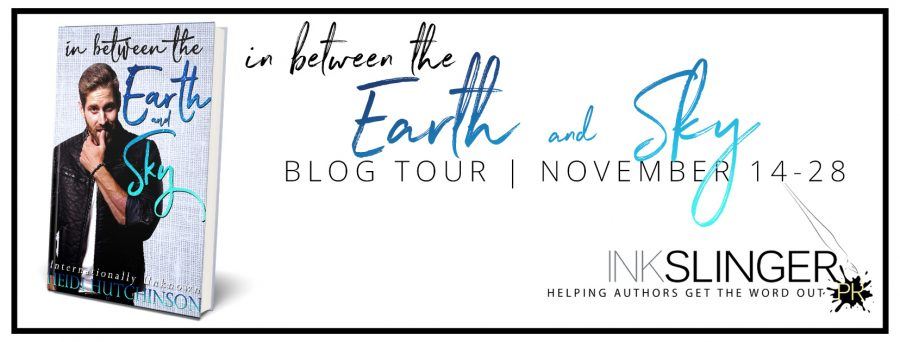 IN BETWEEN THE EARTH AND SKY Blog Tour