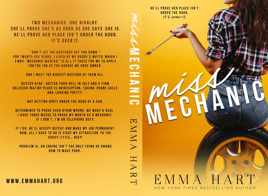 Image result for miss mechanic emma hart cover reveal