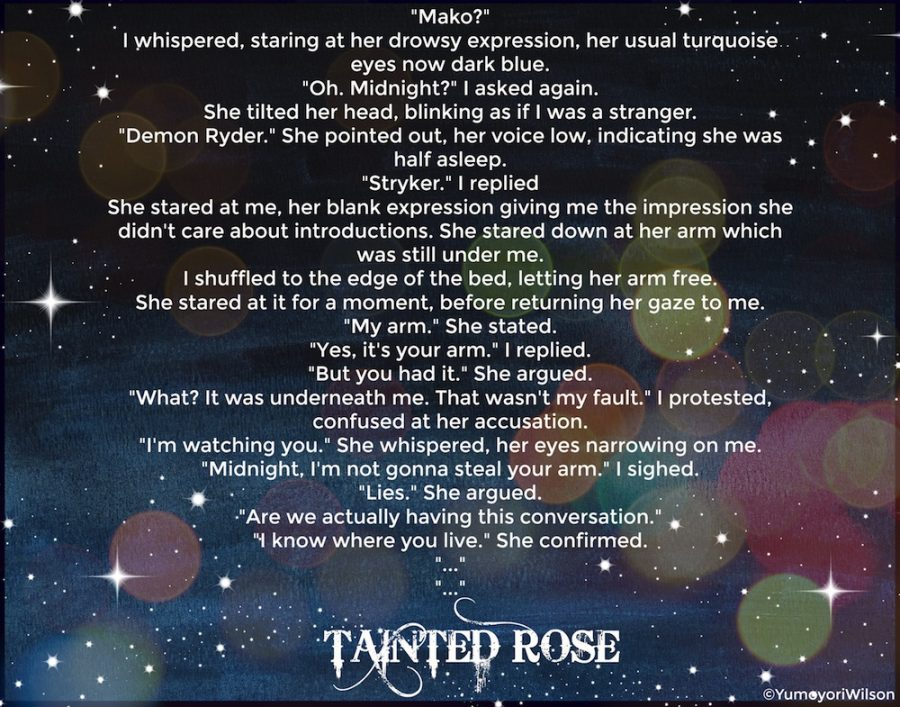 TAINTED ROSE Teaser