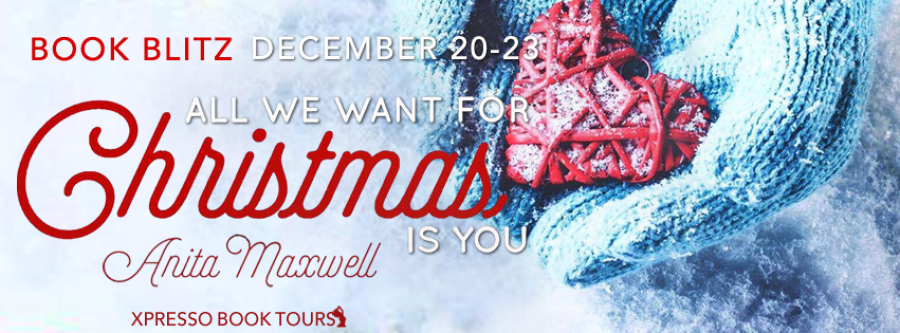 ALL WE WANT FOR CHRISTMAS IS YOU Book Blitz