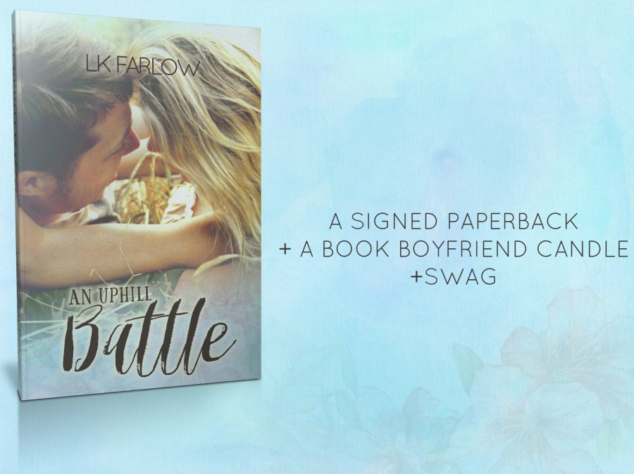 AN UPHILL BATTLE Giveaway