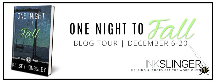 ONE NIGHT TO FALL Blog Tour