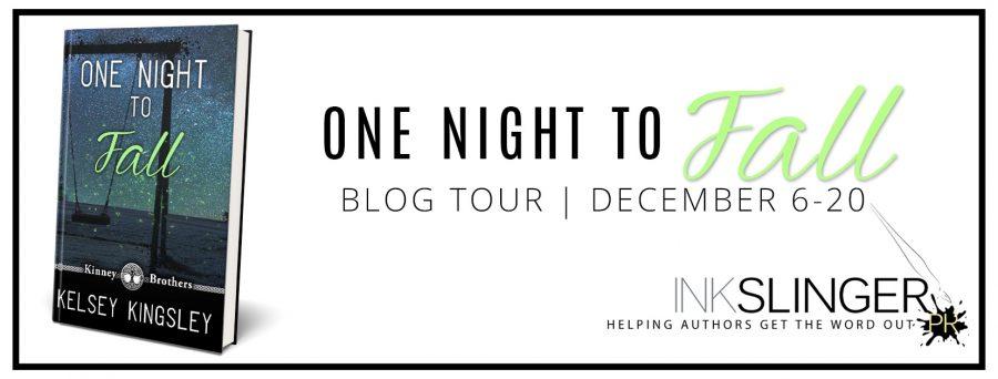 ONE NIGHT TO FALL Blog Tour