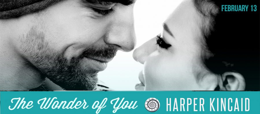 THE WONDER OF YOU Cover Reveal