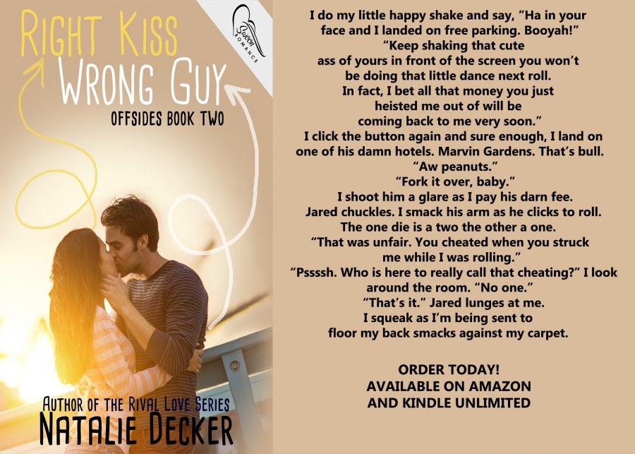 RIGHT KISS WRONG GUY Teaser 2