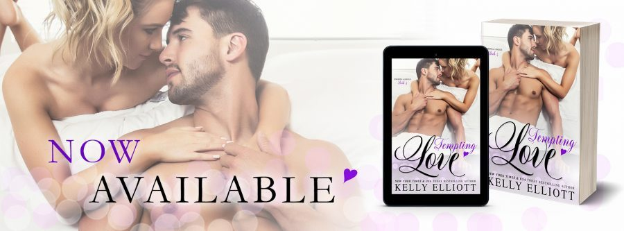 TEMPTING LOVE Release Day