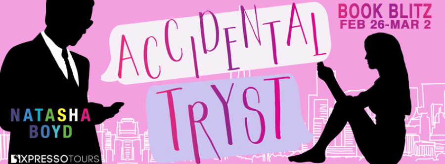 ACCIDENTAL TRYST Book Blitz