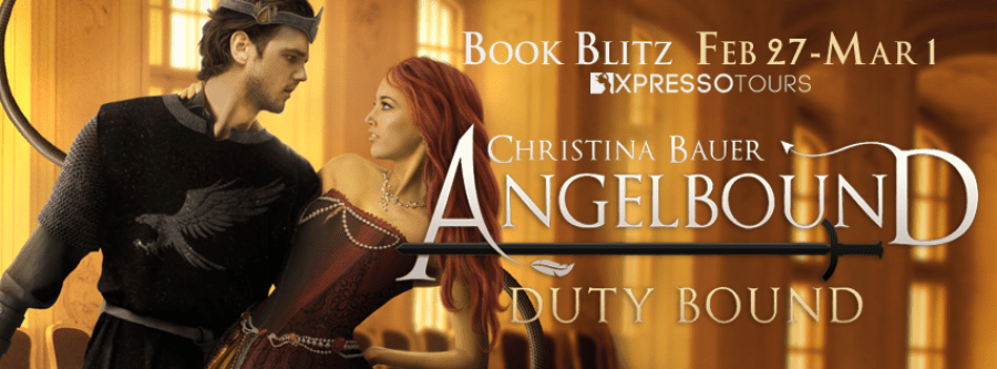 DUTY BOUND Book Blitz