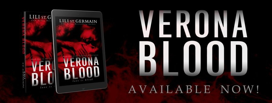 VERONA BLOOD Release Day