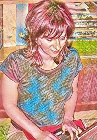 Author Nia Mars