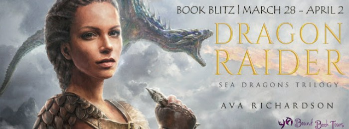 DRAGON RAIDER Book Blitz