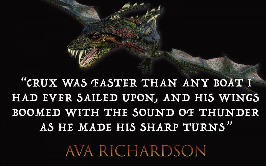 DRAGON RAIDER Teaser